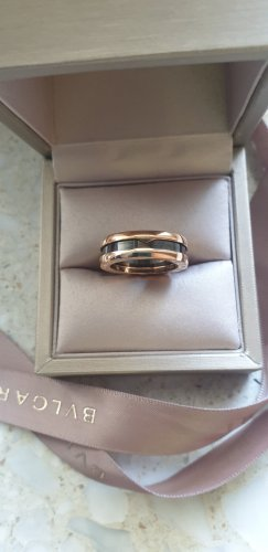 Bvlgari  Ring  silber 925  Gr.54 neu ohne Etikett