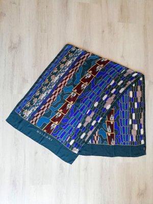 Bvlgari Sciarpa di seta multicolore