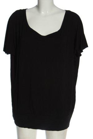 by EMP Koszulka basic czarny W stylu casual