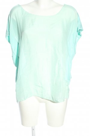 by Malene Birger Sleeveless Blouse turquoise casual look