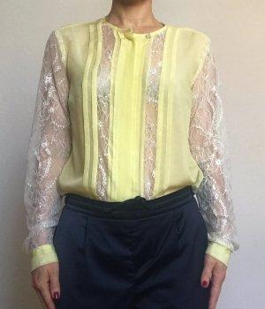 by Malene Birger Silk Blouse multicolored silk