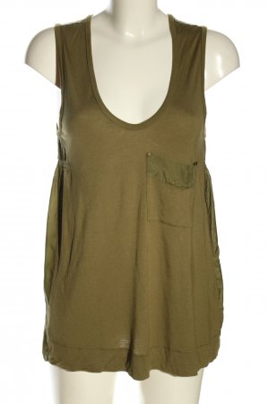 by Malene Birger Blusentop bronzefarben Casual-Look