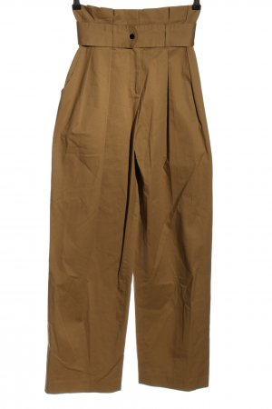 by Malene Birger Pleated Trousers brown casual look