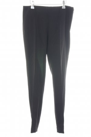 by Malene Birger Bundfaltenhose schwarz Business-Look