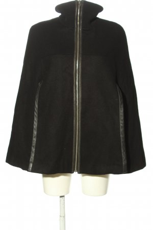 by Malene Birger Cape schwarz Casual-Look