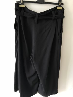 by Malene Birger Culottes wit-donkerblauw