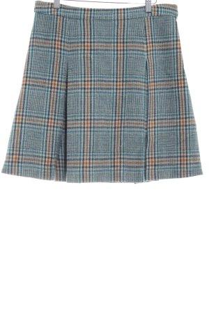 by Malene Birger Plaid Skirt allover print extravagant style