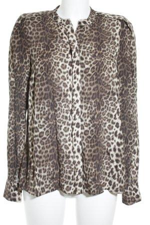 by Malene Birger Shirt Blouse leopard pattern animal print