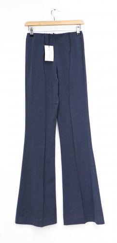by Malene Birger Flares slate-gray-steel blue