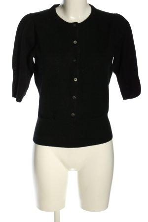 by Malene Birger Short Sleeve Sweater black casual look