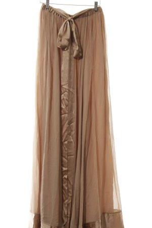 by Malene Birger Maxi Skirt brown elegant