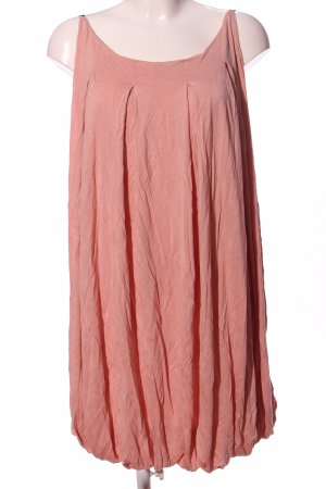 by Malene Birger Midikleid pink-schwarz meliert Casual-Look