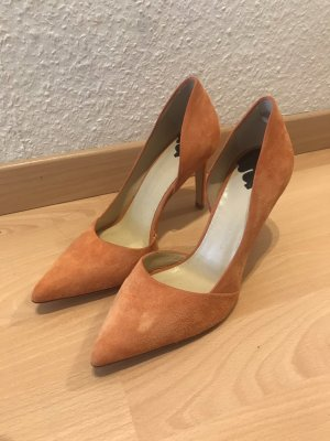 by Malene Birger Pumps, orange, Gr. 37, NEU
