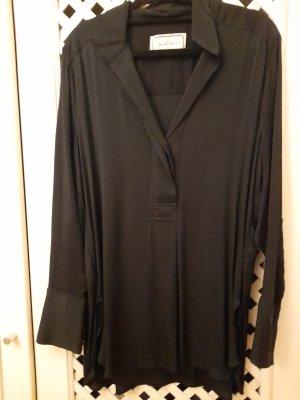 by Malene Birger Zijden blouse zwart