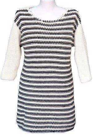by Malene Birger Sweater black-white mixture fibre