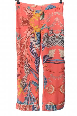 By Malina Jersey Pants abstract pattern casual look