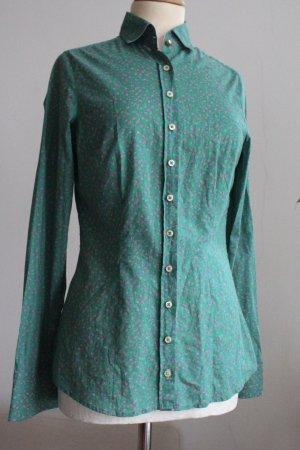 by Mi Hamburg Camicia blusa multicolore Cotone
