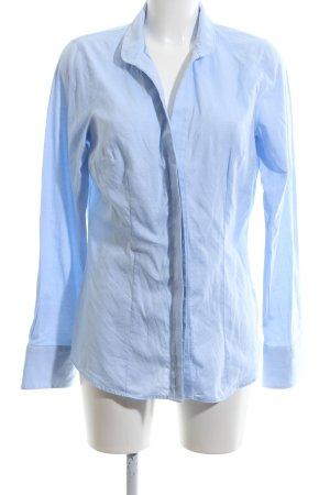 by Mi Hamburg Camicia a maniche lunghe blu stile professionale