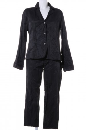 by Ti Mo Trouser Suit black casual look