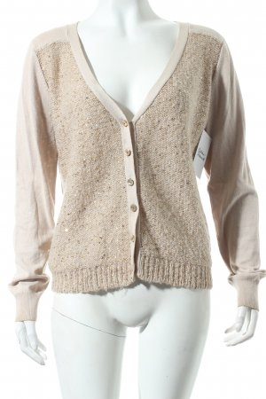 by Ti Mo Cardigan beige street-fashion look