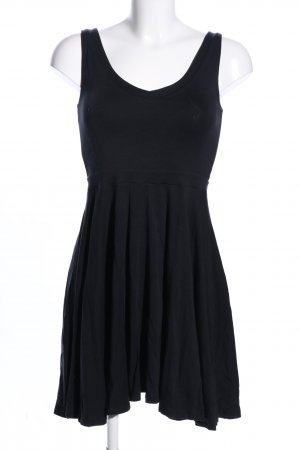 by Ti Mo Pinafore dress black casual look
