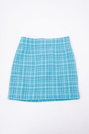 Byblos Miniskirt multicolored wool