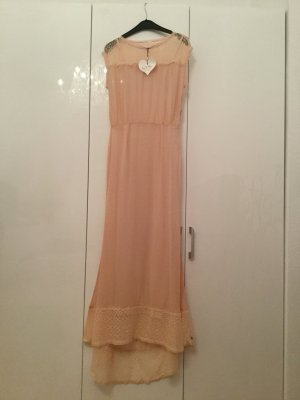 by Ti Mo Maxi Dress nude