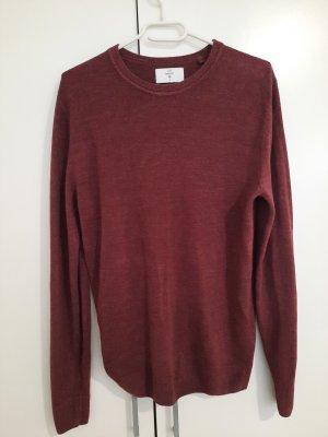 C&A Basics Sweater Dress carmine