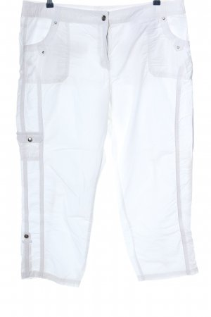 C&A 3/4 Length Trousers white casual look
