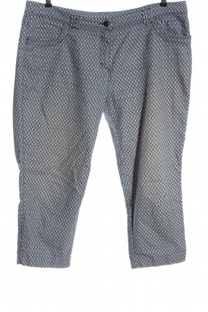 C&A 3/4-Hose abstraktes Muster Casual-Look