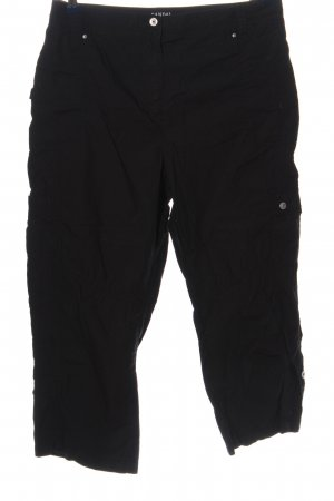 C&A 3/4 Length Trousers black casual look