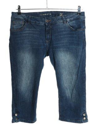 C&A Jeans a 3/4 blu stile casual