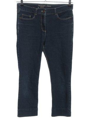 C&A 3/4 Jeans blau Casual-Look