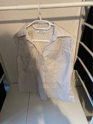 C&A Koszulowa bluzka biały-czarny