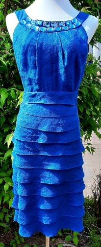 C&A Vestido de noche azul