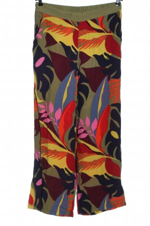 C&A Baggy Pants allover print casual look