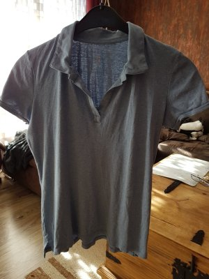 C&A Basics Polo Shirt slate-gray