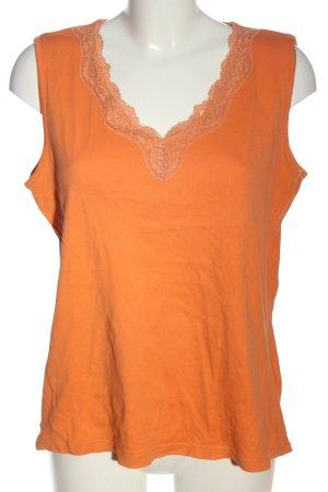 C&A Basic topje licht Oranje elegant