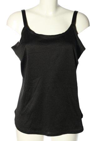C&A Basic topje zwart casual uitstraling