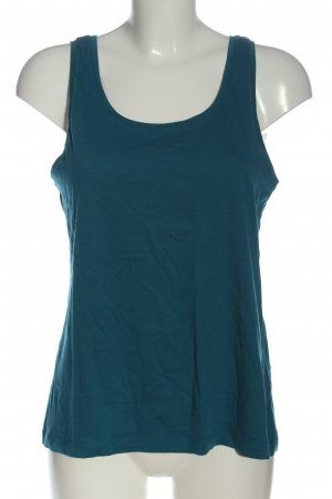 C&A Basic topje blauw casual uitstraling