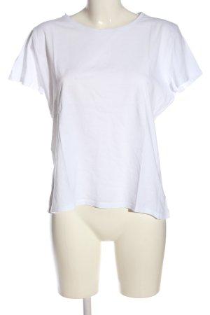 C&A Basics Basic Shirt white casual look