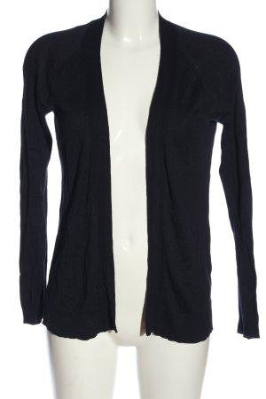 C&A Basics Cardigan schwarz Casual-Look