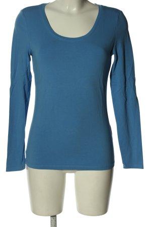 C&A Basics Longsleeve blue casual look