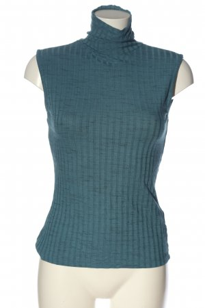 C&A Basics Neckholder Top turquoise casual look