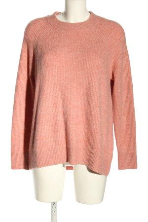 C&A Basics Crewneck Sweater nude casual look