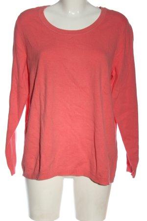 C&A Basics Crewneck Sweater pink casual look