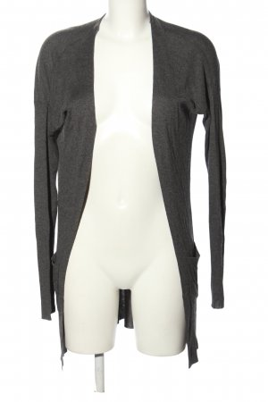 C&A Basics Knitted Cardigan light grey casual look
