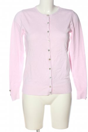 C&A Basics Knitted Cardigan pink casual look