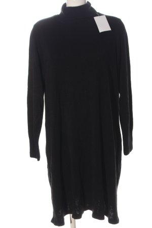 C&A Basics Sukienka z dzianiny czarny W stylu casual