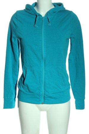C&A Basics Sweat Jacket blue casual look